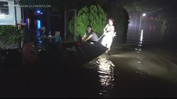 Washington Parish, Pearl River County experience more flooding