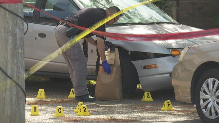 3 wounded in Woodmere Saturday triple shooting: JPSO