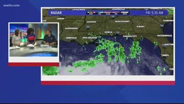 Jefferson Parish preparations for Tropical Storm Barry