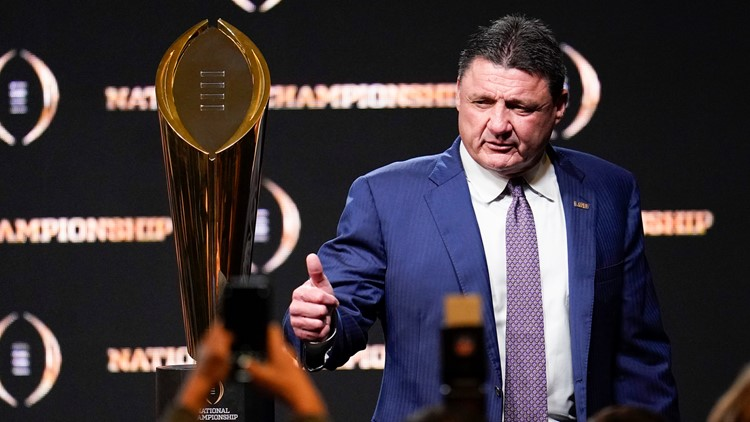 Ed Orgeron gets new contract, big raise after national title