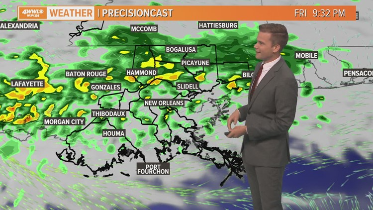 Flooding threat continues into Friday night and Saturday