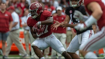 'SEC on CBS' schedules starts with Alabama-South Carolina