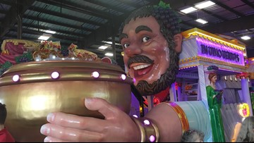 Bacchus joins list of krewes working to 'go green' this Mardi Gras