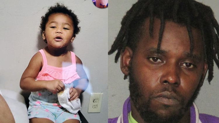 Body of missing Baton Rouge 2-year-old found in Mississippi