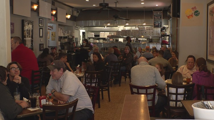 Restaurant Association wants New Orleans to open up