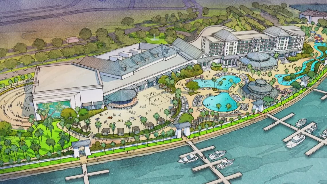 Proposed Slidell casino will have another $75 million in 'extras'