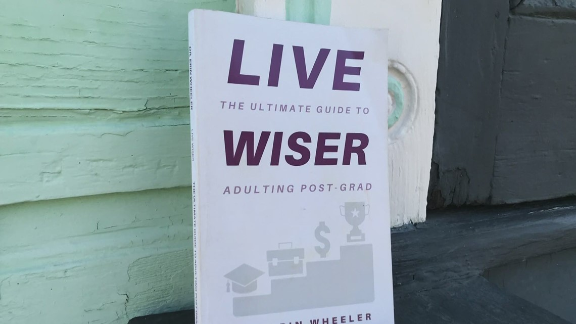 Sheba's Shelf: Dr. Erin Walker shares tips for first-generation college students in new book