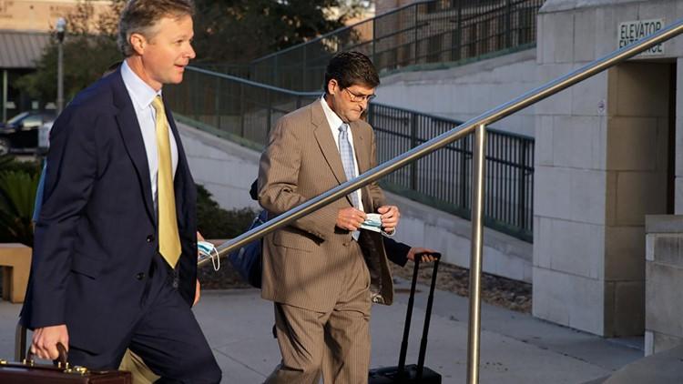 Live Updates: Jack Strain sex crimes trial Day 1