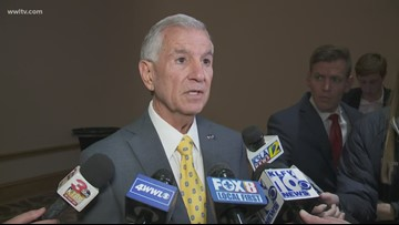Eddie Rispone wants voters to 'elect a different type of governor' in runoff