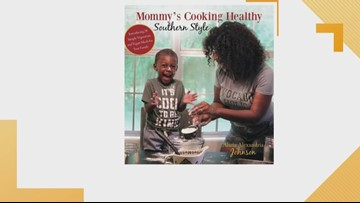 Sheba's Shelf: Mommy's Cooking Healthy Southern Style