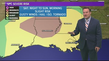 Weather Expert Forecast: Storms this weekend, but don't cancel plans