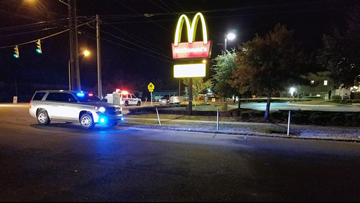 Shooting at Slidell McDonald's leaves 1 hurt