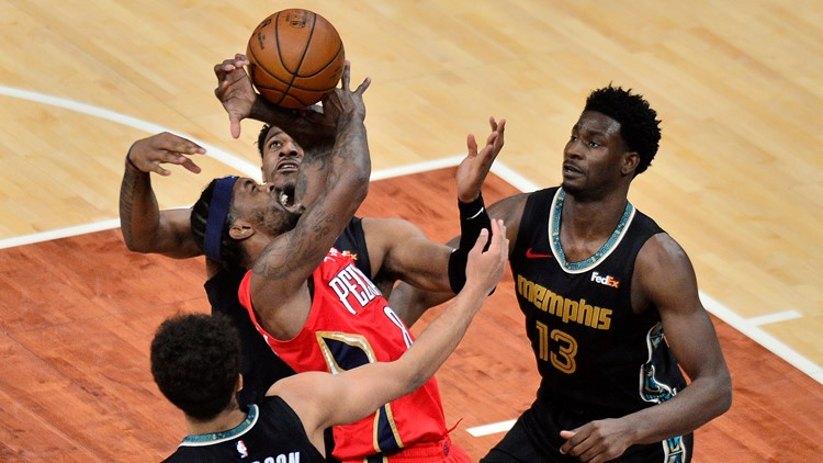 Pelicans playoff hopes hanging by a thread after 115-110 loss in Memphis