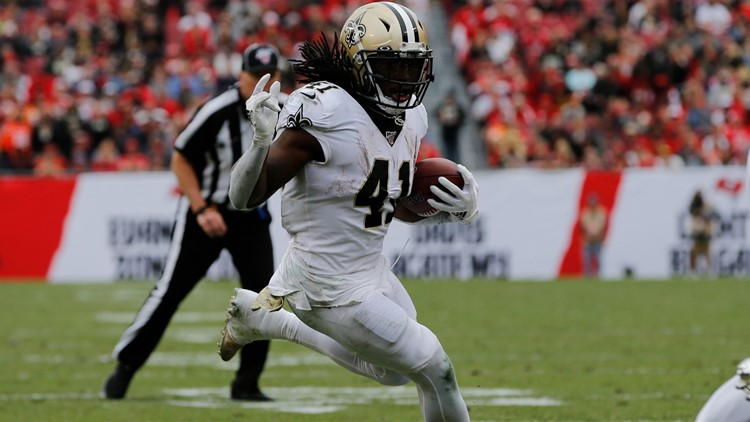Where the Saints rank nationally in the power polls