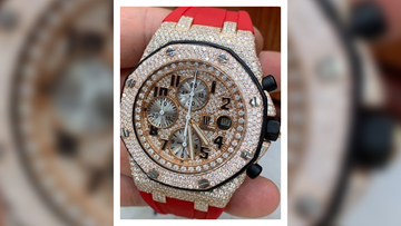 Man wakes up in New Orleans hotel with luxury Swiss watch, IPhone, other jewelry missing