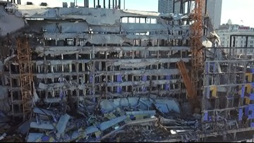 Hard Rock developers say they are not responsible for collapse