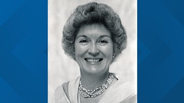 Cathy Long, former U.S. Rep for Louisiana and wife to Gillis Long, dies at 95