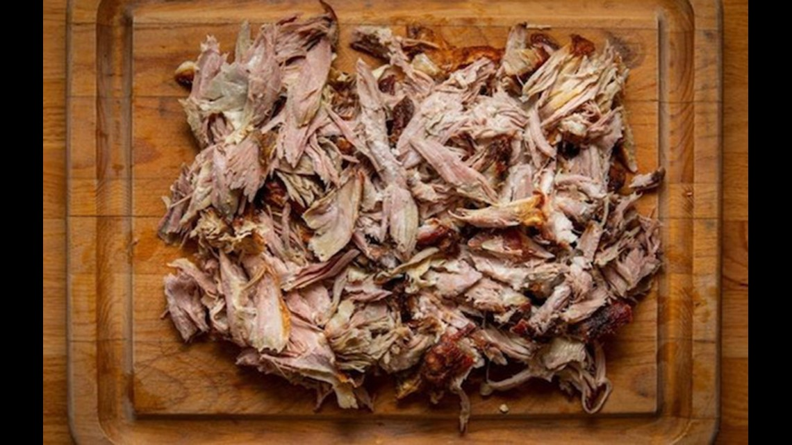 Recipe: Chef Kevin's Pulled Pork