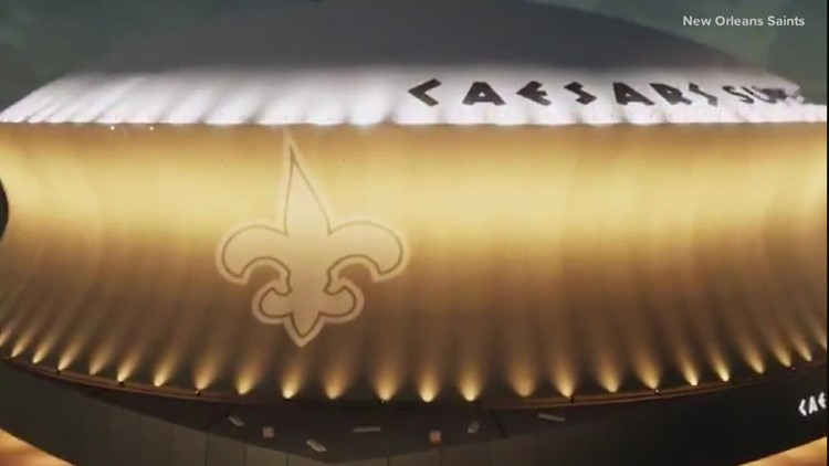 Gameday requirements for Saints Fans