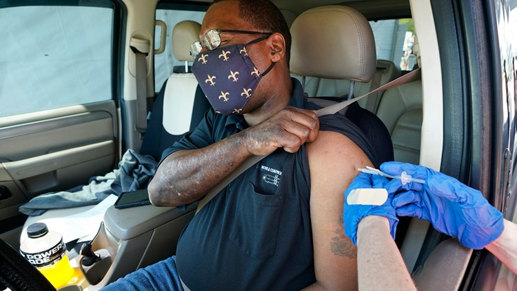 COVID vaccine events: Here's where to get a shot around Louisiana
