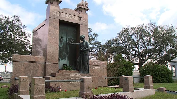 Storyville Madam Tomb