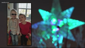 Community sings Christmas carols for cancer patient in Slidell