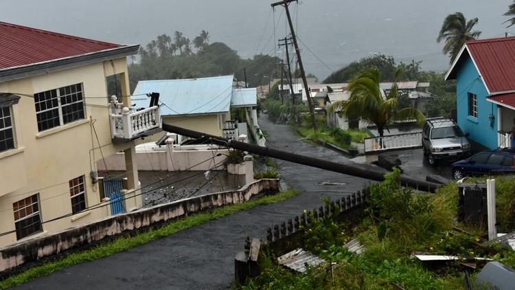 3 dead as Elsa speeds through Caribbean, aims for Cuba