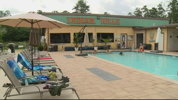 Access Code 70460: Exploring Louisiana's only nudist park