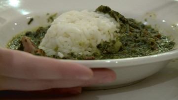 Leah Chase's Gumbo z'Herbes recipe