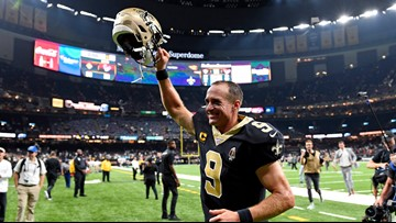 Drew Brees pledges $5M to Louisiana for coronavirus fight; 10K meals every day