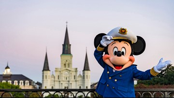 Disney Cruise Line will return to New Orleans for Mardi Gras 2021