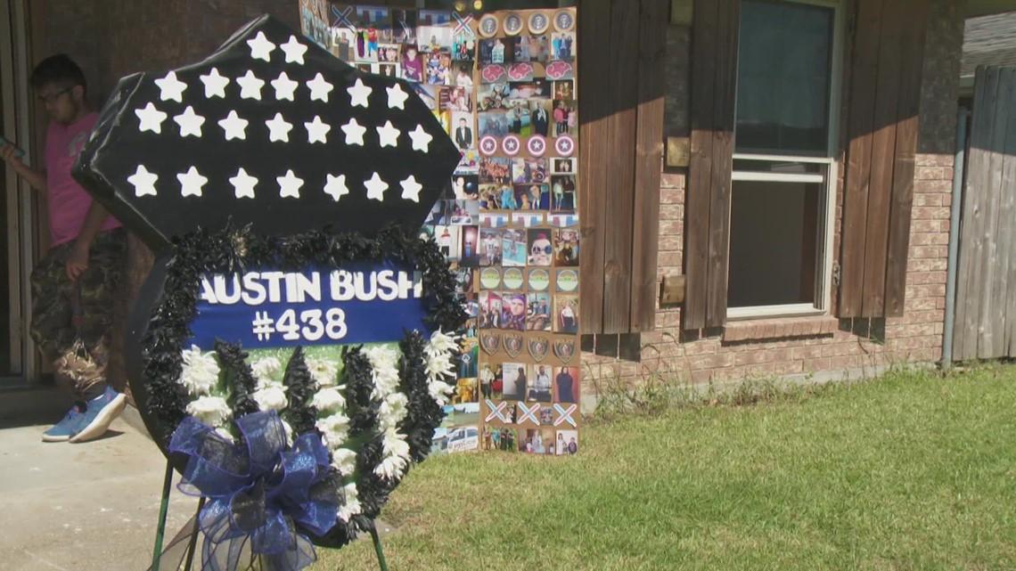 Remembering Houma PD Cadet Austin Bush