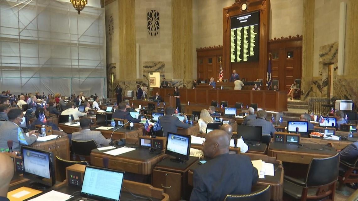 Veto session ends: No vetos overridden
