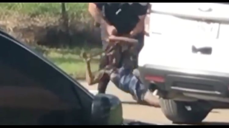Three children attacked a Black woman. A sheriff's deputy arrived — and beat her more.