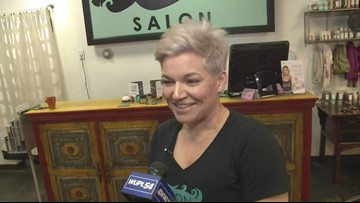 Hair Salon Challenges others to Recycle Beads