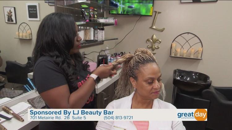 LJ Beauty Bar