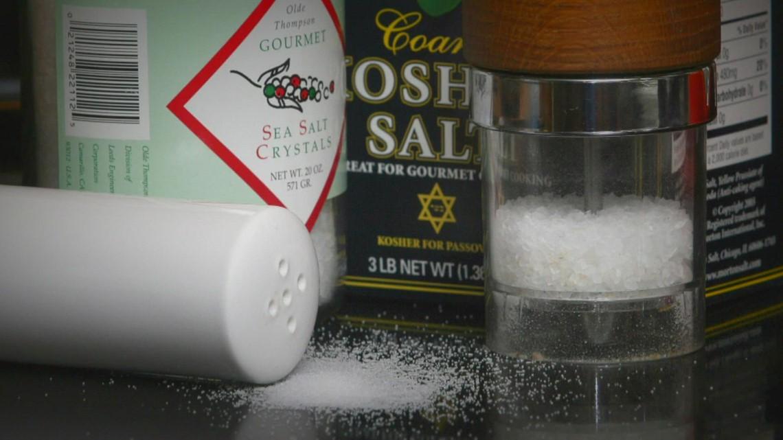 Doctor creates no-salt food for patients