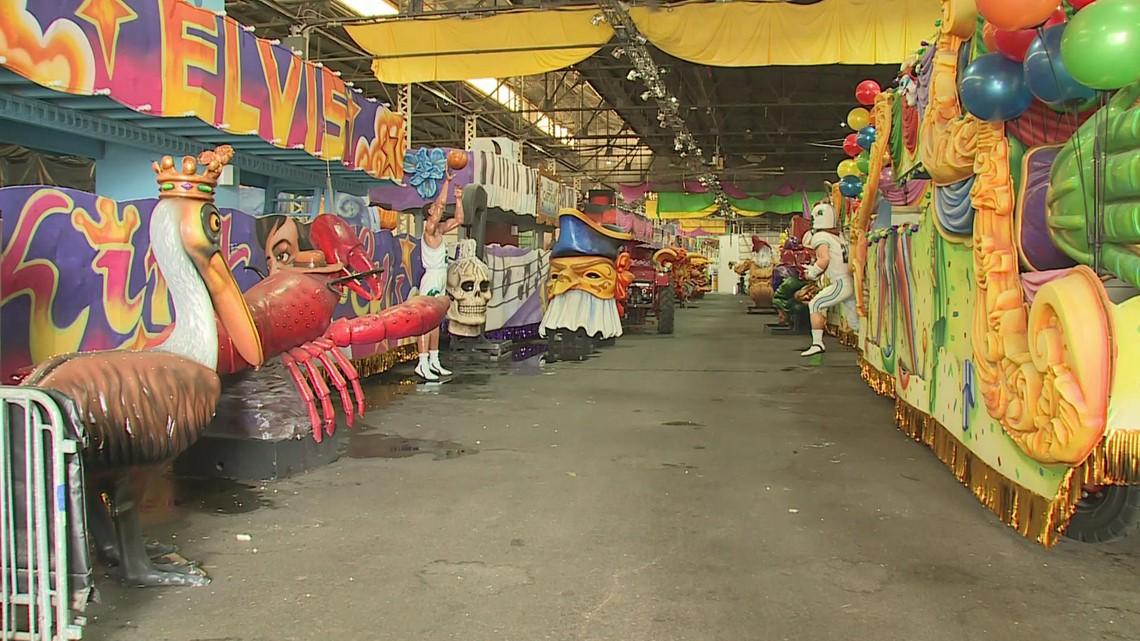 Mardi Gras parade plans to roll