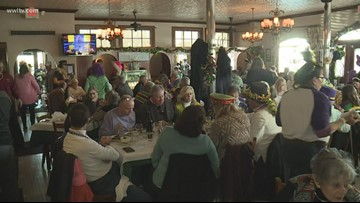 Watch: Final feast closes out Carnival season