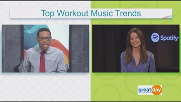 Workout music trends