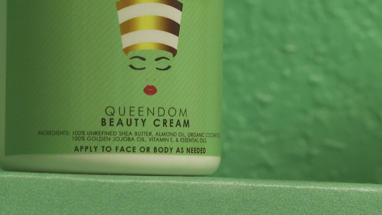 Queendom Aesthetics holds cult following for skincare products in New Orleans East