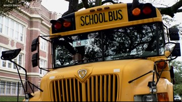 NOPD investigates child abuse after bus driver strikes student