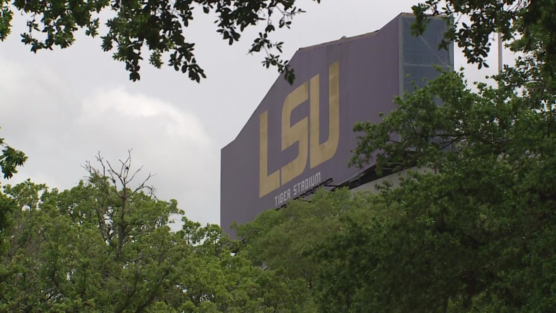 LSU will require unvaccinated students to test for COVID-19 every month