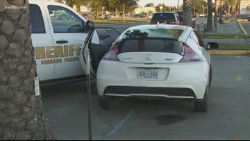 4 St. Bernard deputies injured in two separate crashes