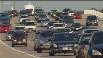 Work on flyover ramp to new MSY could finish earlier than expected