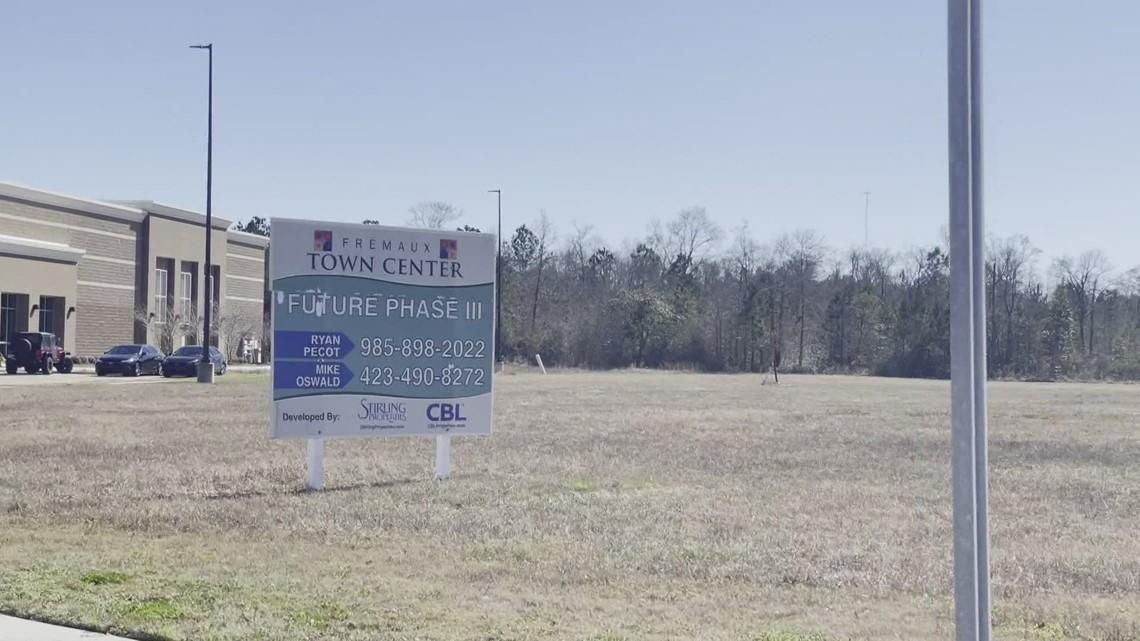 New development possibilities creating buzz in Slidell