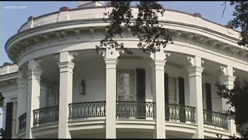 New Orleans hotel owner buys South's largest antebellum mansion