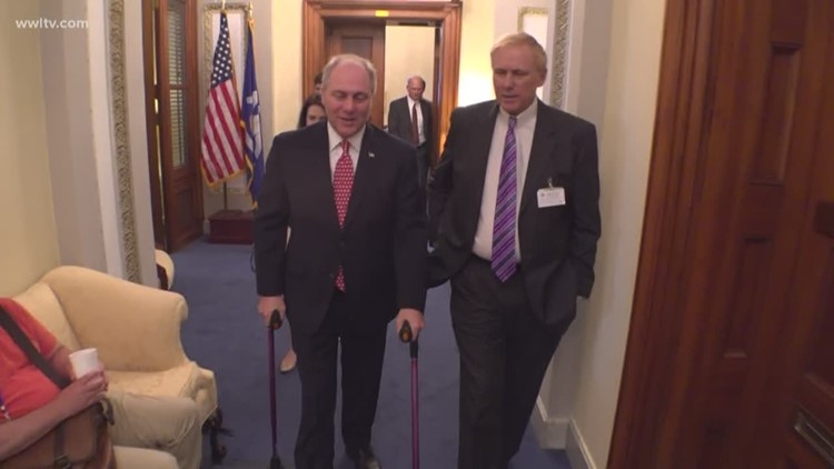 Steve Scalise: A Day In The Life Of A House Majority Whip