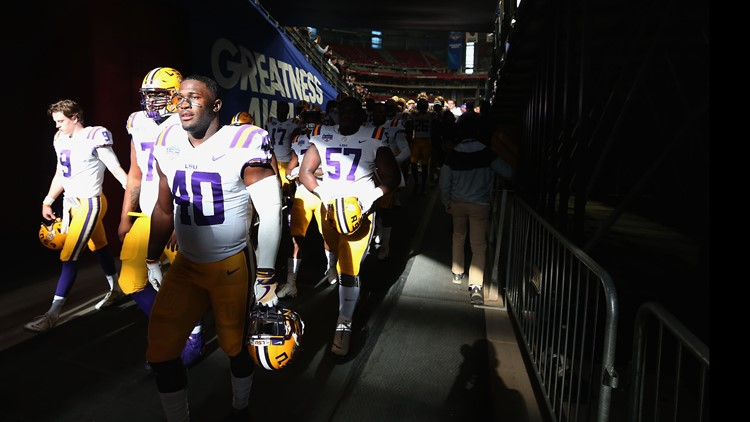 LSU's Devin White to enter 2019 NFL Draft