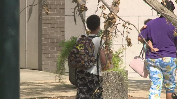Uncertainty for parents as Ida keeps kids out of school